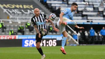Ferran Torres a marqué d'une sublime aile de pigeon contre Newcastle (4-3) vendredi soir.