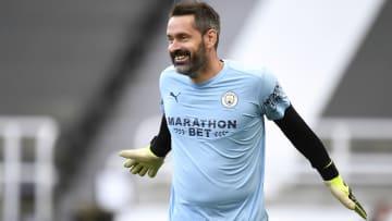 Scott Carson is back in the Premier League