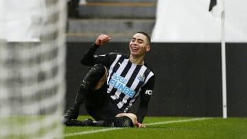 Almirón está teniendo una temporada soñada en el Newcastle