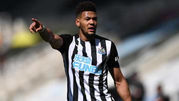 Joelinton is no longer Newcastle's number nine
