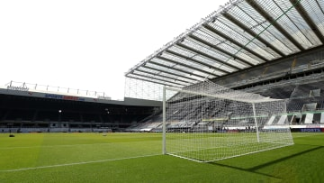 St James' Park hosts Sunday's game