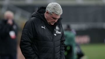 Steve Bruce has been rocked by huge injury problems at Newcastle