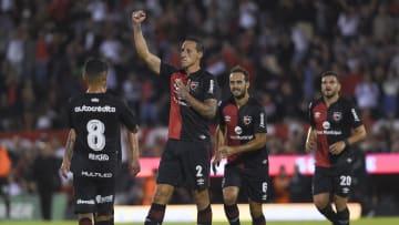 Cristian Lema acusó al árbitro Fernando Echenique.