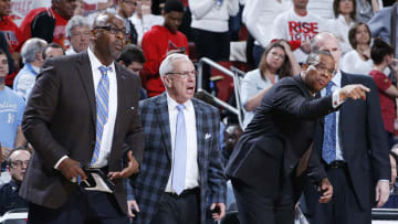 Roy Williams and some possible successors.