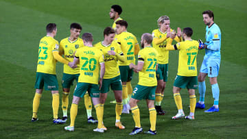Norwich were promoted back to the top flight