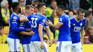 Leicester will be hoping to get off to a good start in Europe