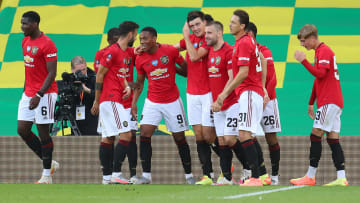 Manchester United were victorious in their FA Cup clash with Norwich at the weekend