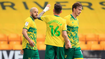 Norwich secured the Championship title