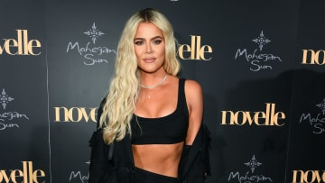 Khloé Kardashian sparks plastic surgery rumors after posting new hair photo to Instagram.