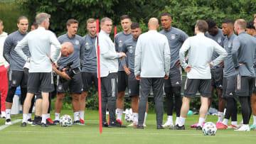 Die deutsche Olympia-Auswahl startet gegen Brasilien