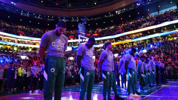 The Celtics must make some strides to defeat the top dogs in the East.