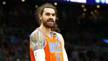 Steven Adams, chess master wannabe