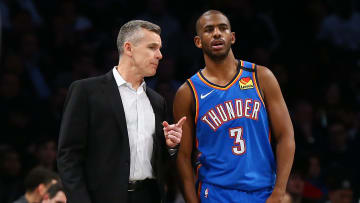 Billy Donovan, Chris Paul