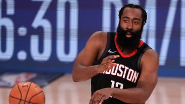 James Harden, Oklahoma City Thunder v Houston Rockets - Game Seven