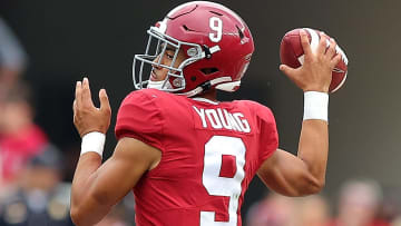 Alabama QB Bryce Young has regained the lead in the odds to win the Heisman.