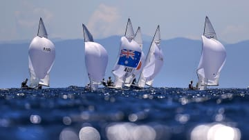 The duo of Matthew Belcher and Williams Ryan is the favorite in the odds to win the men's sailing 470 Gold Medal at the 2021 Tokyo Olympics.
