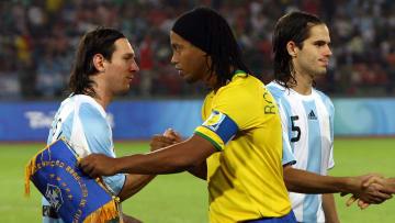Brasil e Argentina brigaram por vaga na decisão de 2012