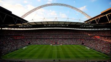 Wembley is one of most beloved stadiums around
