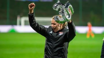 Ada Hegerberg, goleadora histórica de la UEFA