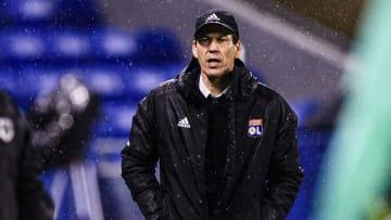 Rudi Garcia ne devrait pas poursuivre avec Lyon l'année prochaine.