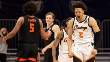 Cade Cunningham - Oregon State v Oklahoma State