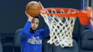 Stephen Curry está a una temporada de convertirse en agente libre de la NBA