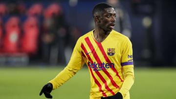 Ousmane Dembélé, FC Barcelona - La Liga Santander
