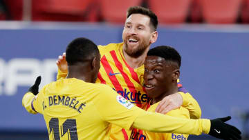 Barcelona are hoping for a fresh start under new guidance