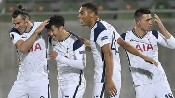 Spurs won the reverse fixture 3-1