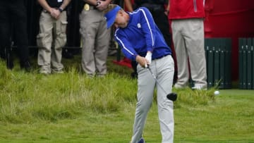 Ian Poulter has been one of the best Ryder Cup competitors in the history of the event. | Michael Madrid-USA TODAY Sports