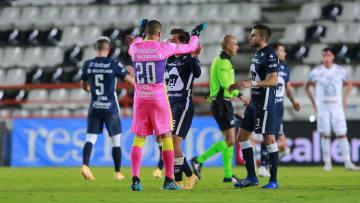 Pachuca v Pumas UNAM - Playoffs Torneo Guard1anes 2020 Liga MX