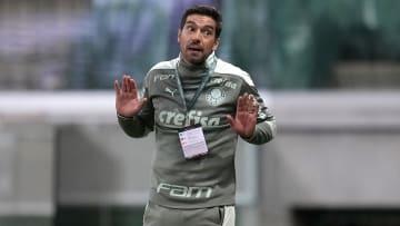 Abel Ferreira foi bastante criticado pelo torcedor alviverde