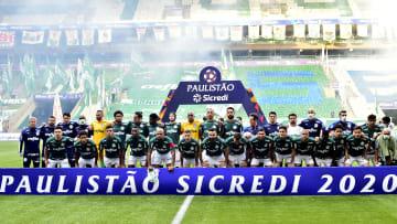 Palmeiras v Corinthians - State Championship Final Second Leg