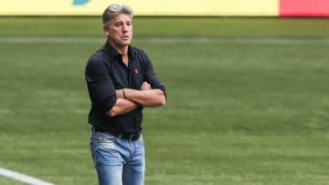 Renato pode promover mudança importante no time titular rubro-negro