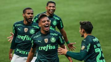 Palmeiras viaja até Goiânia para encarar o Atlético-GO e se manter na liderança do Brasileirão
