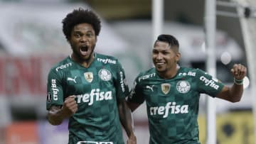 Palmeiras es líder