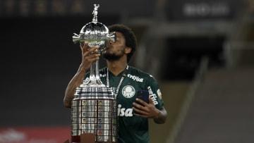 Palmeiras fue el último campeón de la Copa Libertadores