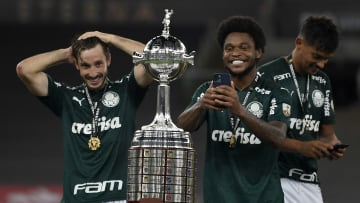 Palmeiras v Santos - Copa CONMEBOL Libertadores 2020 Final - Palmeiras defenderá el título de la Libertadores.