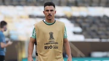 Atacante quer chegar à sua segunda final seguida | Palmeiras v Santos - Copa CONMEBOL Libertadores 2020 Final