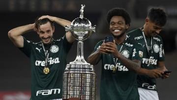 Palmeiras é o atual campeão da Conmebol Libertadores