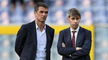 Paolo Maldini, Frederic Massara