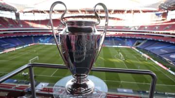 Paris Saint-Germain Training Session - UEFA Champions League