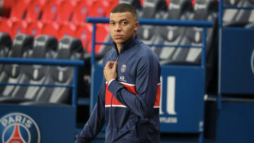 Mbappe's future will be sorted out 'imminently'