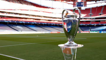 UEFA Şampiyonlar Ligi kupası