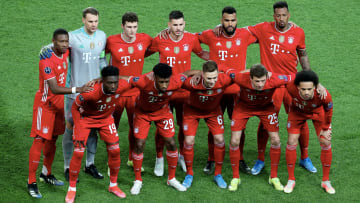 UCL 2019/20 winners Bayern Munich were knocked out by PSG this season