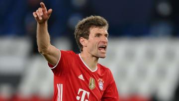 Thomas Müller und der FC Bayern könnten schon für die Meisterschaft planen