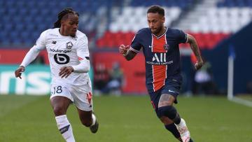 Paris Saint-Germain v Lille OSC - Ligue 1