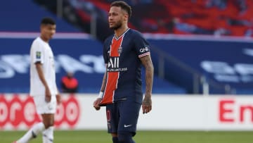 Neymar is close to a contract renewal