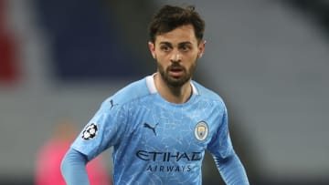 Bernardo Silva could be a shock departure from City this summer