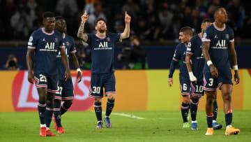 Messi scored a stunner